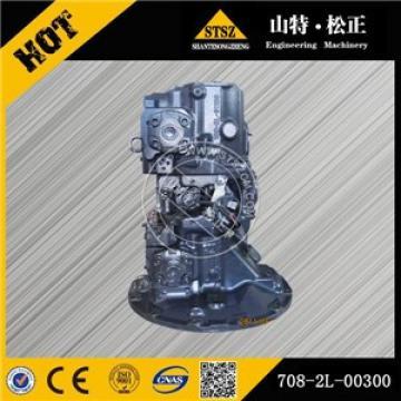 High quality excavator parts PC160-7 pump assy 708-3M-00020 wholesale price