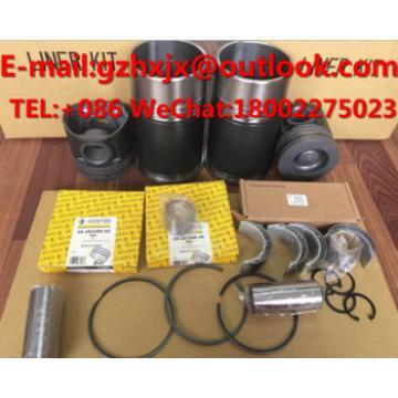 Rebuild kit CYLIND LINER KIT PISTON RING GASKET KIT for Excavator Engine Parts PC160/200/210-2/3/5