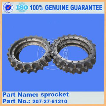 on sale! in stock! excavator PC160-7 sprocket, SHANTE SONGZHENG