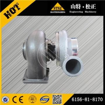 High quality excavator parts PC160-7 turbocharger 6737-81-8090 wholesale price