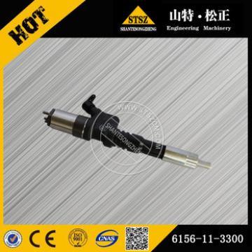 excavator injector ass pc360-7 injector 6743-11-3320 excavator parts,