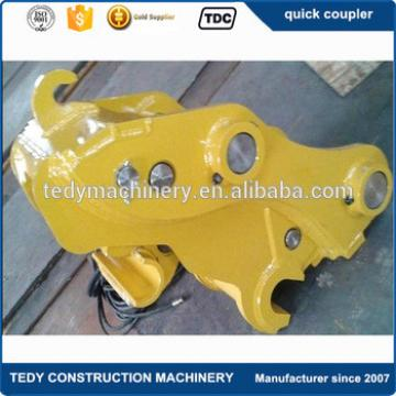 9-16 tons KOMATSU PC110 PC120 PC130 PC160 excavator used attachments hydraulic quick coupler,quick hitch,quick coupling for sale