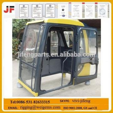 High quality EXCAVATOR GENUINE PC130 cab ,cabin PC110 PC130 PC160 PC200 PC210