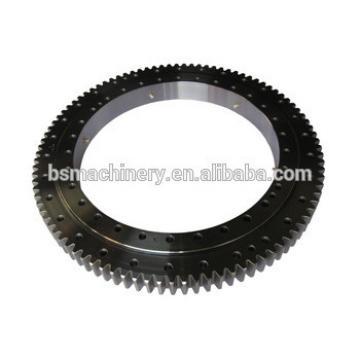 PC130-7 excavator slewing ring, OEM PC130-7 slewing bearing