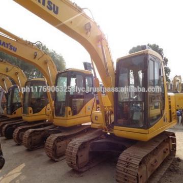 Used hydraulic excavator komatsu PC160-7, Cheap Price komatsu PC70 PC80 PC90 PC120-6 PC130-7 excavator for sale