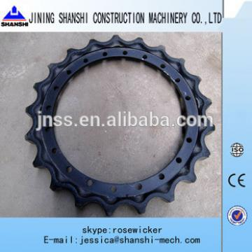 Excavator undercarriage parts drive roller, PC90,PC100,PC120,PC200,PC210,PC220,PC300 sprocket, track roller guide