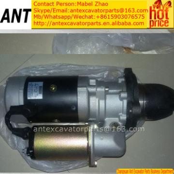 saa4d95le engine starter 3.0kw Starting Motor 600-863-3210 For Excavator PC88MR-6,PC78MR-6,,PC60-7,PC130-7,PC138