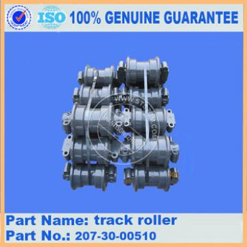 excavator PC360-7 undercarriage track roller 207-30-00510 bottom roller