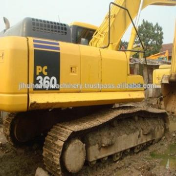 hydraulic crawler japan second hand mini used excavator Komatsu pc60-7 with low price