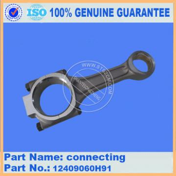 SAA6D114 connecting rod 1240906H91,PC300/PC360-7 engine connecting rod