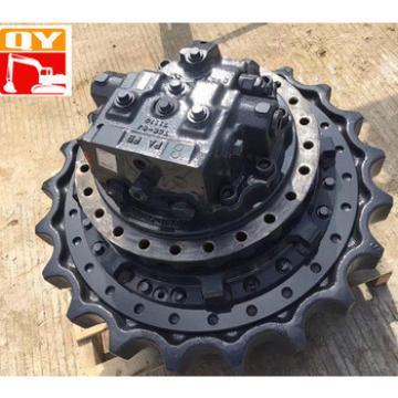 Excavator pc400-7 pc450-7 final drive spare parts 708-8H-00320 motor 208-27-61210 sprocket