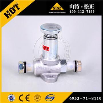 China high quality aftermarket price PC360-7 excavator priming pump 6933-71-8110