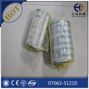 600-185-3100 PC200-7 excavator air cleaner