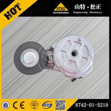 Japan brand PC360-7 Excavator Fan Drive Tensioner 6742-01-5219 high quality