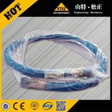 PC360-7 heater hose 6743-11-4970 for excavator parts