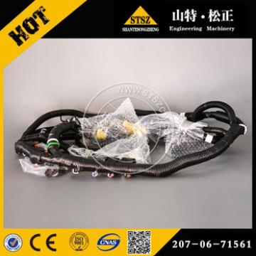 excavator PC360-7 wiring harness 207-06-71561 fast delivery