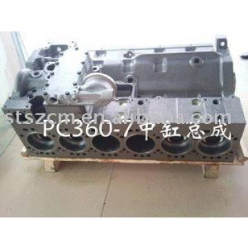 pc360-7 cylinder block ass'y 6731-21-1170