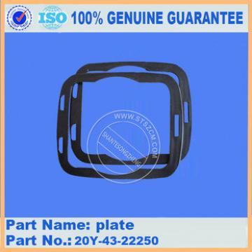 Japan brand excavator parts, PC360-7 MAIN MEATL SET 6742-21-8200,6742-01-2750