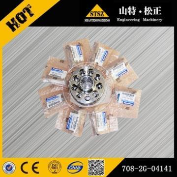 PC360-7 cylinder block 708-2G-04141 excavator parts