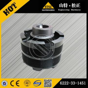 supply 6742-01-0520 CRANK PULLEY PC300-7 PC360-7 pc400-7 pin 09244-03036