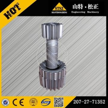 High quality hydraulic excavator parts PC360-7 shaft 207-27-71352 made in China