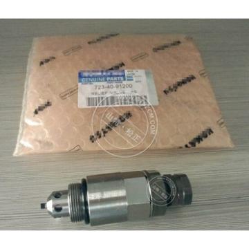 723-40-91200 valve for PC360-7 hydraulic excavator valve