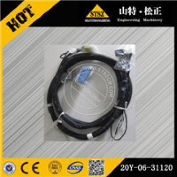 genuine PC360-7 excavator harness 207-06-71114