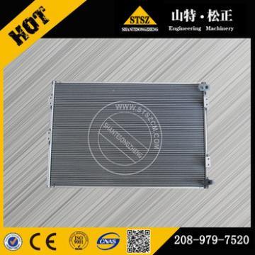 PC300-7 pc360-7 air conditioner condensor 208-979-7520