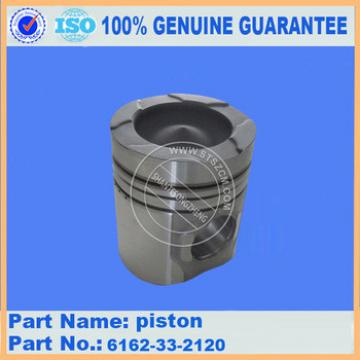 6743-31-2110 engine PISTON excavator spare parts price PC360-7 pc400 engine pistion 6743-31-2110, excavator engine pistion