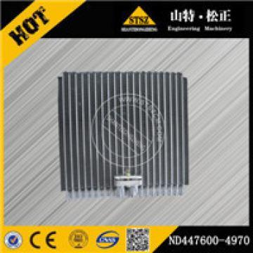 excavator parts PC300-7 PC360-7 PC200-7 evaporator ND447600-4970