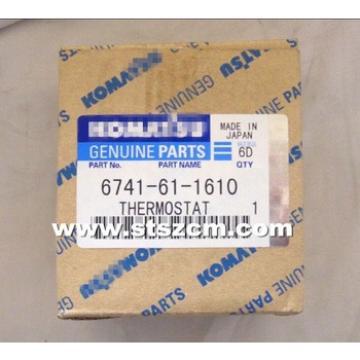 6741-61-1610 THERMOSTAT PC360-7 spare parts turbo kit engine