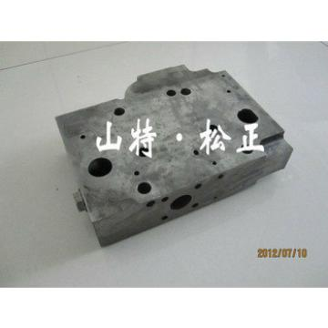 PC300-7 PC360-7 Main Valve deck/cover 723-46-00742 Excavator Parts