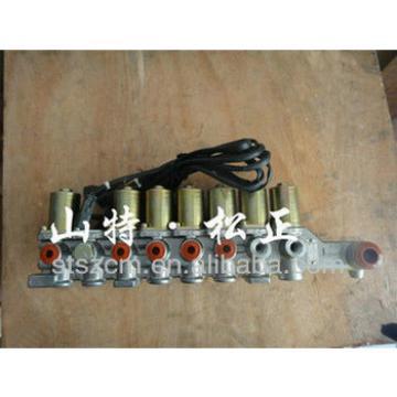 Solenoid valve 207-60-71310 PC360-7 excavator parts