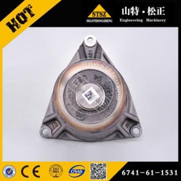 PC300-7/PC360-7/WA400-5 SAA6D114 Water Pump 6741-61-1531/6741-61-1530