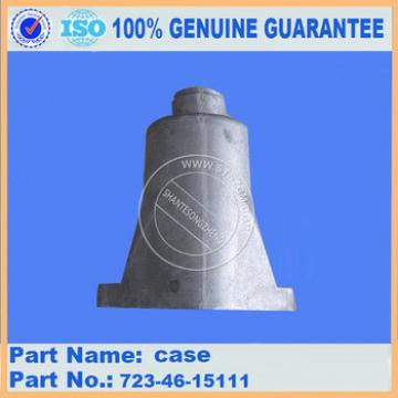 engine parts PC300-8 hydraulic valve case 723-46-15111