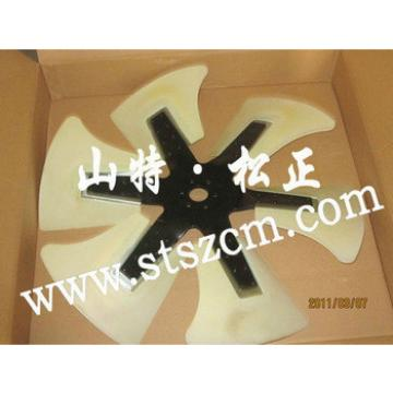 excavator PC300-7 cooling fan 600-635-7870, SAA6D114E-2A engine spare parts, excavator spare parts