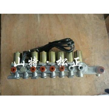 Excavator PC200-7 solenoid valve assembly20Y-60-31211, 20Y-60-32120 excavator parts,
