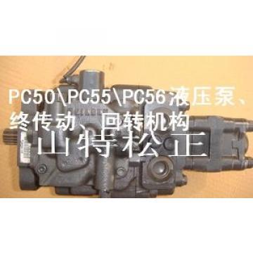 hydraulic pump of excavator, pc200-7