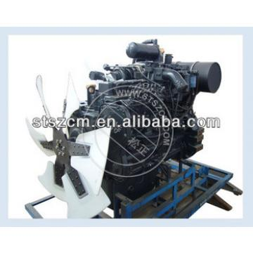 pc360-7crawler excavator engine ass'y part SAA6d102E commins genuine part