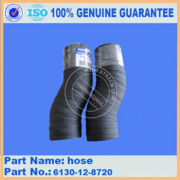 Excavator spare parts PC220-7 hose 6130-12-8720