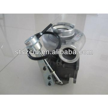 PC300-7 turbocharger assy 6743-81-8040, SAA6D114E-2A engine spare parts, original excavator spare parts supplier