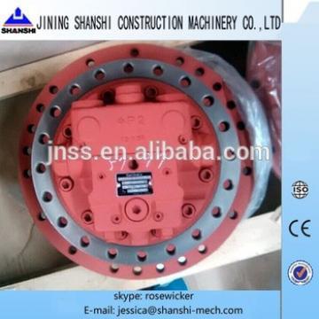 PC138US-8 final drive travel motor 22B-60-22110 motor assy for PC100, PC120, PC128UU, PC130