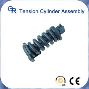 Excavator recoil spring/track adjuster/excavator tension cylinder for PC200,PC300,PC400,PC100,PC130