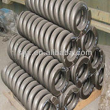 Construction machinery parts,Track Adjuster, Recoil Spring, Idler Cushion for Excavator PC60, PC120,PC130,PC200, PC300, PC400