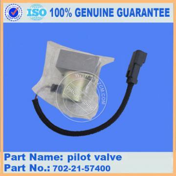 pilot valve assy 702-21-09230 for pc130,PC130-7 Excavator Pilot Valve 702-21-09230, Hydraulic Pilot Control Valve