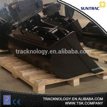 13 Ton Chinese supplier excavator tilt bucket JS130 PC130