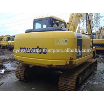 Used Komatsu PC130-7 Crawler Excavator, Komatsu pc120, pc130, pc200,pc220(whatsapp:0086-15800802908)