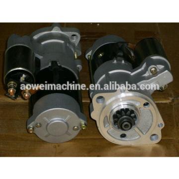 PC160-7 start motor 600-863-4210,PC160LC-7 starting motor,pc180,pc150,cp200,pc130,pc120,pc100 excavator starter motor,