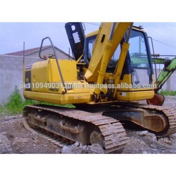 Used komatsu excavator pc120 /pc130, used japanese komatsu excavator 12 ton /13 ton for sale