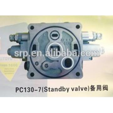 723-57-11800/723-57-11801 VALVE, CONTROL PC130--7